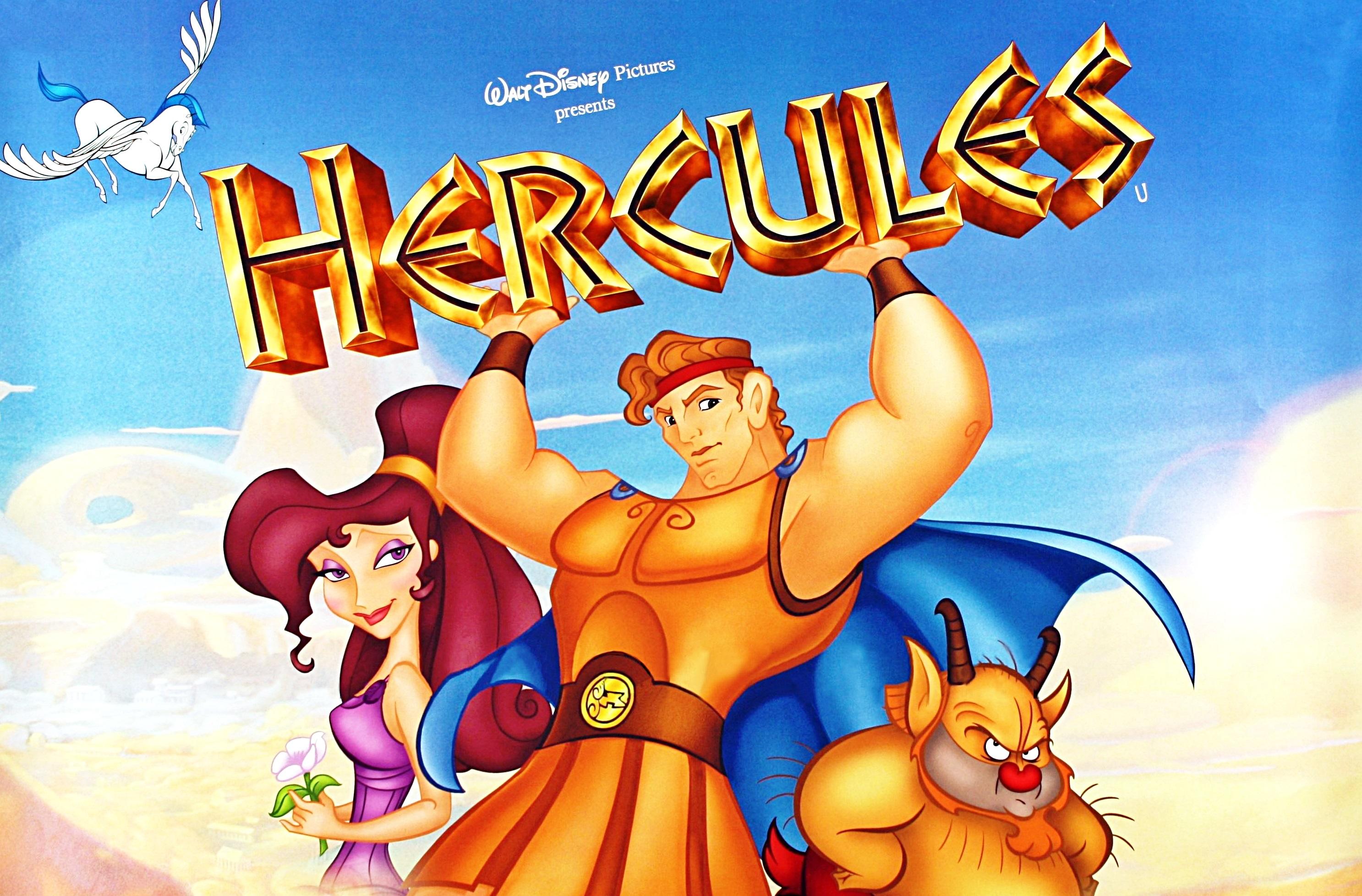 Trilha Sonora As Divertidas E Bem Elaboradas Cancoes De Hercules