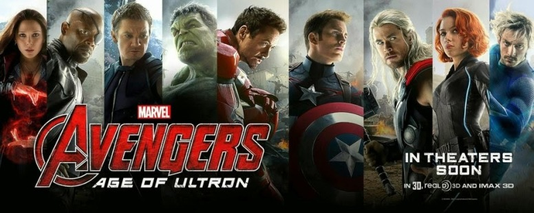 Banner Avengers Age of Ultron