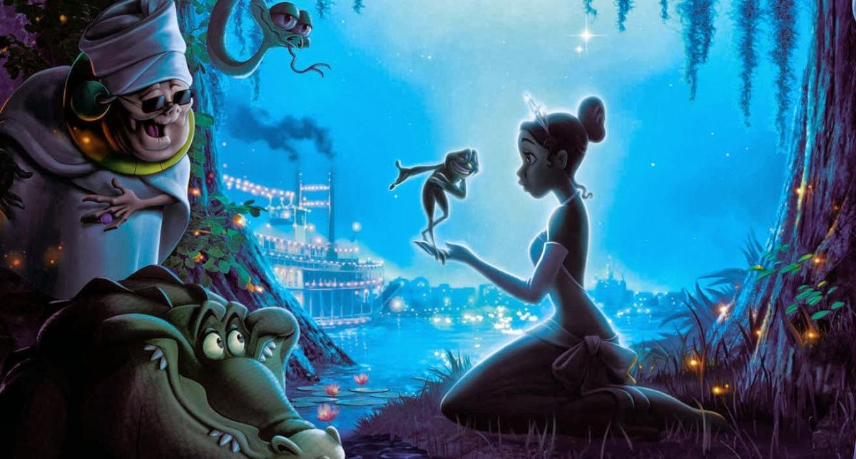 [Trilha Sonora] A Princesa e o Sapo da Disney