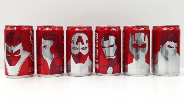 Latas-coca-cola-marvel-herois