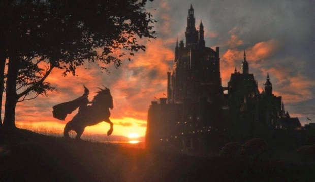 castelos-disney