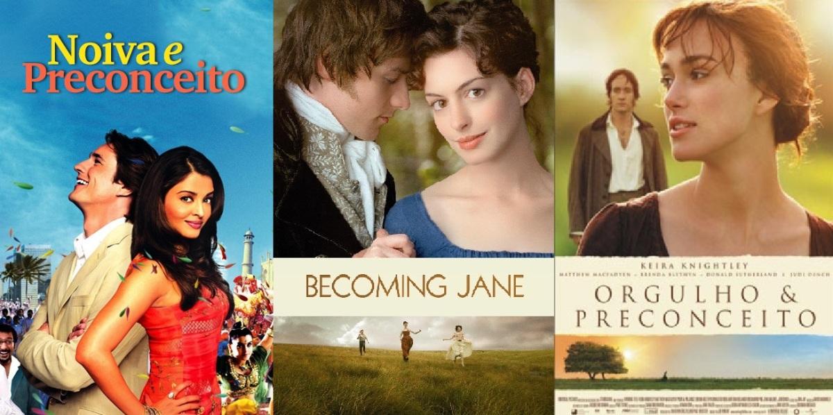 [Lista] 6 Filmes Inspirados nas Obras de Jane Austen, Disponíveis na NetFlix