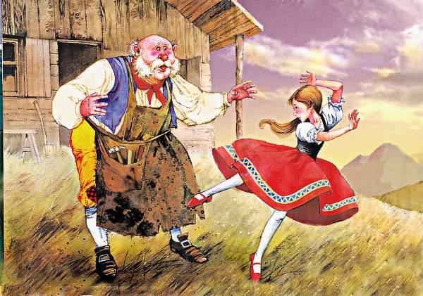 os-sapatinhos-vermelhos-hans-christian-andersen
