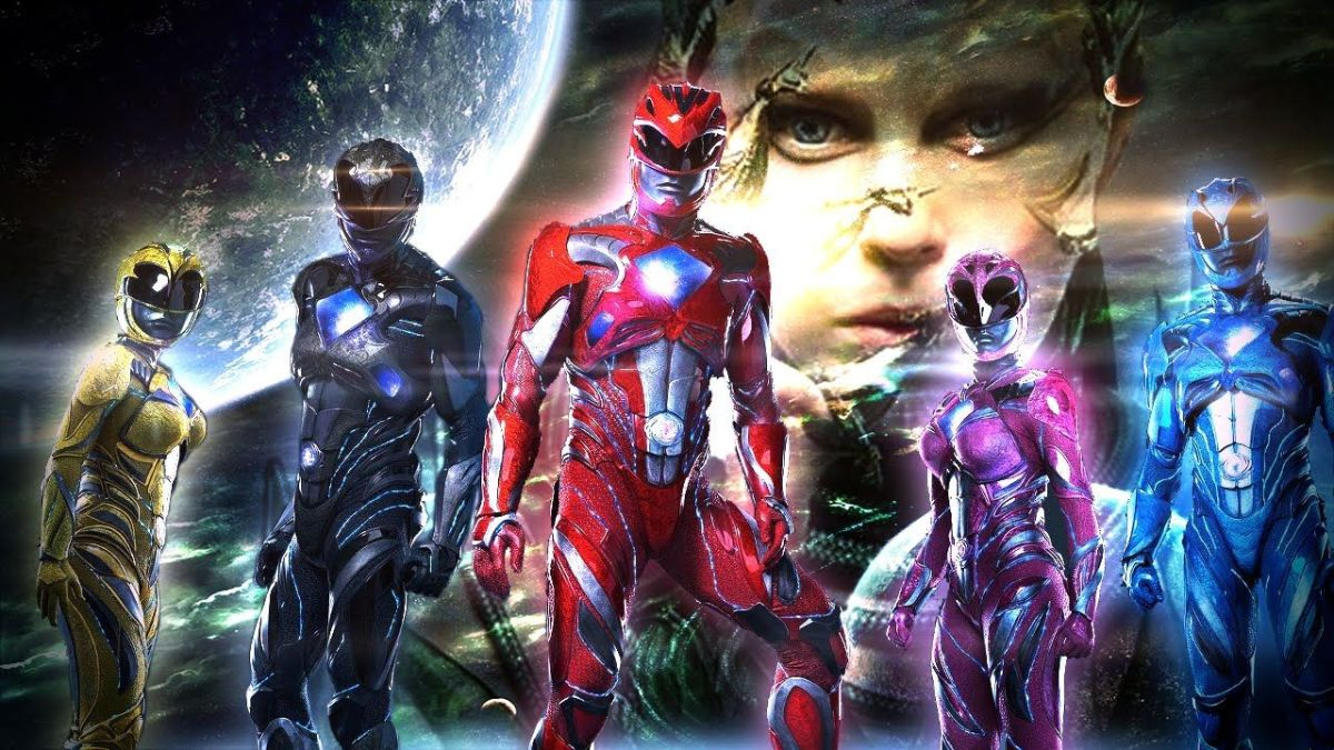 [Trilha Sonora] Power Rangers (2017)