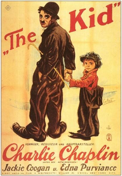 Poster-O-Garoto-1921