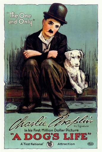 Poster-Vida-de-cachorro-1918