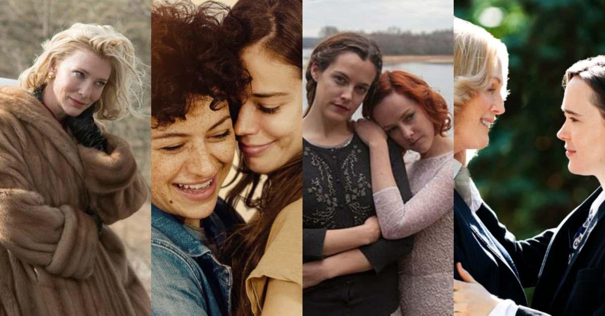 [Lista] 9 Filmes LGBTs protagonizados por lésbicas, disponíveis na Netflix